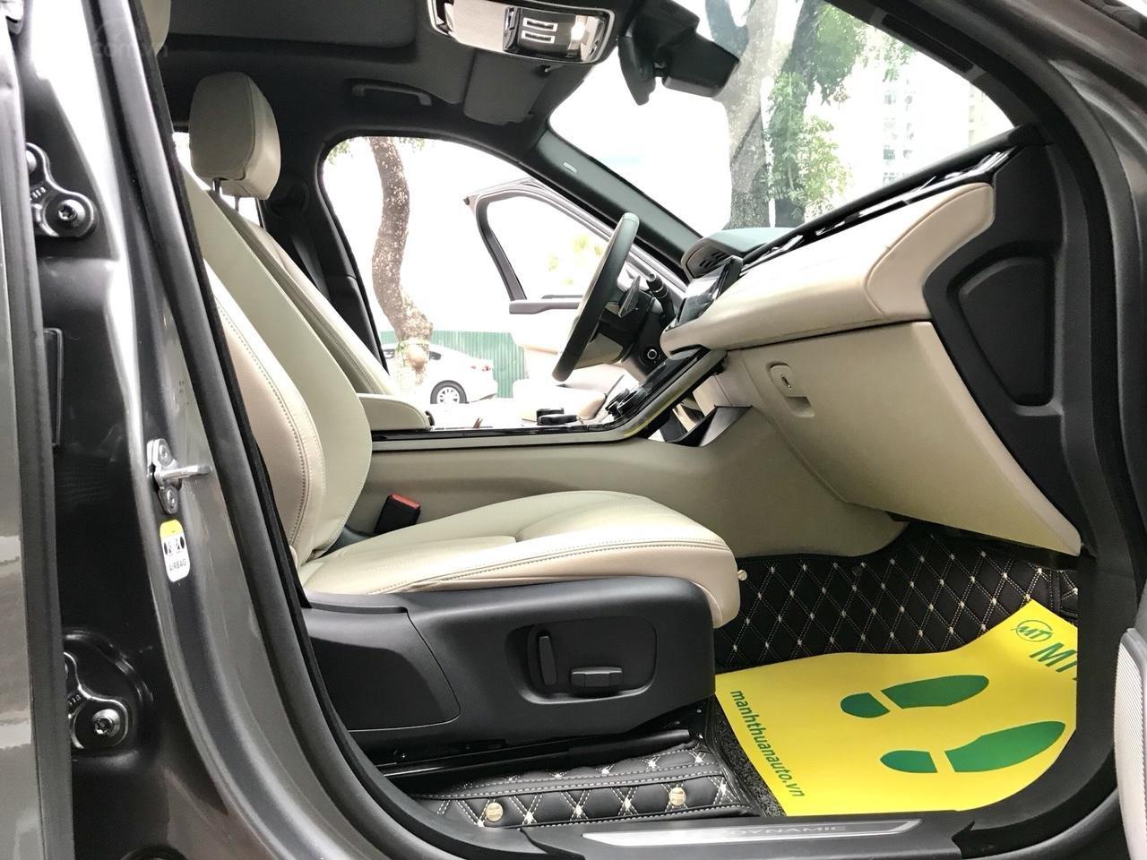 Bán xe LandRover Range Rover Velar P250 SE R-Dynamic sản xuất 2018, màu xám, nhập khẩu-7