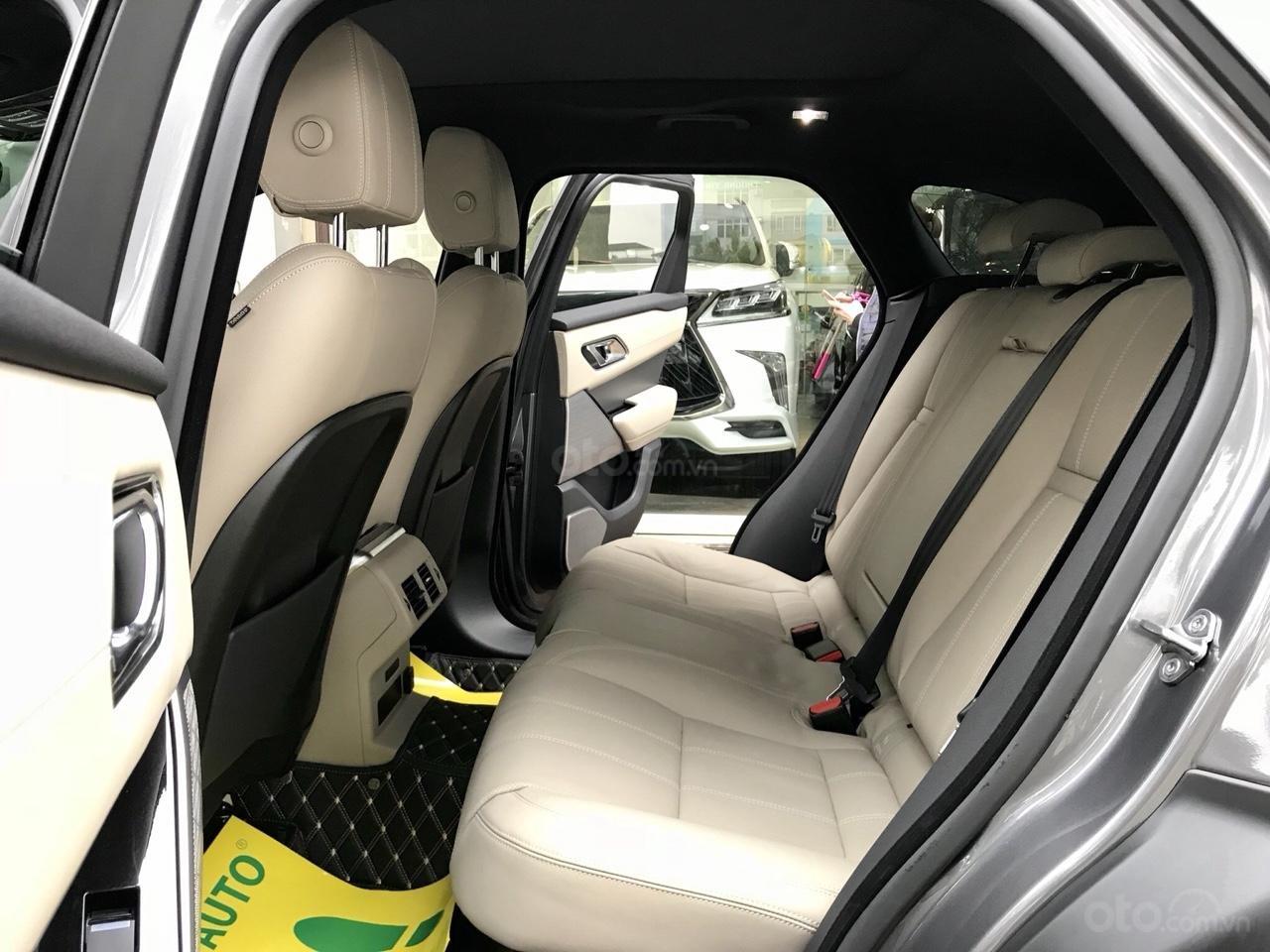 Bán xe LandRover Range Rover Velar P250 SE R-Dynamic sản xuất 2018, màu xám, nhập khẩu-20