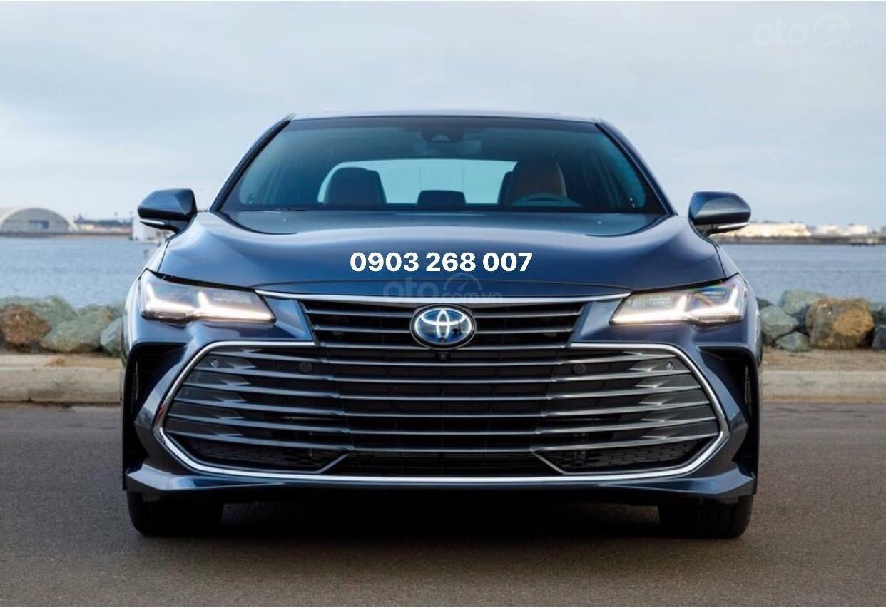 Toyota Avalon Hybrid Limited sản xuất 2019, đủ màu, xe nhập mới 100% (1)