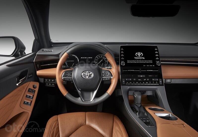 Toyota Avalon Hybrid Limited sản xuất 2019, đủ màu, xe nhập mới 100% (12)