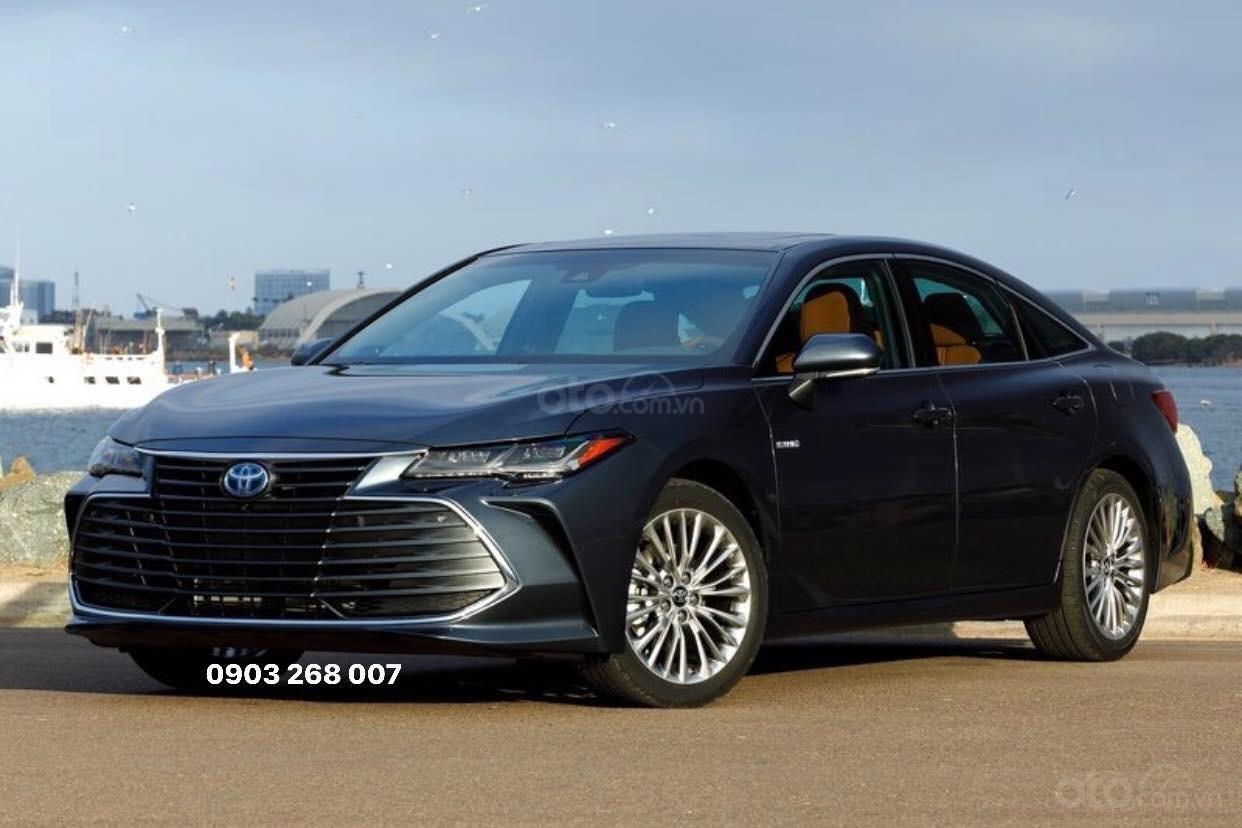 Toyota Avalon Hybrid Limited sản xuất 2019, đủ màu, xe nhập mới 100% (2)