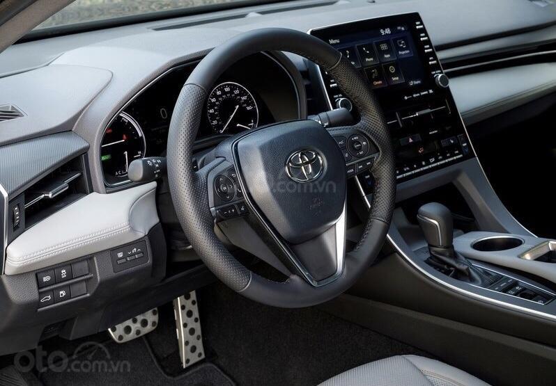Toyota Avalon Hybrid Limited sản xuất 2019, đủ màu, xe nhập mới 100% (9)
