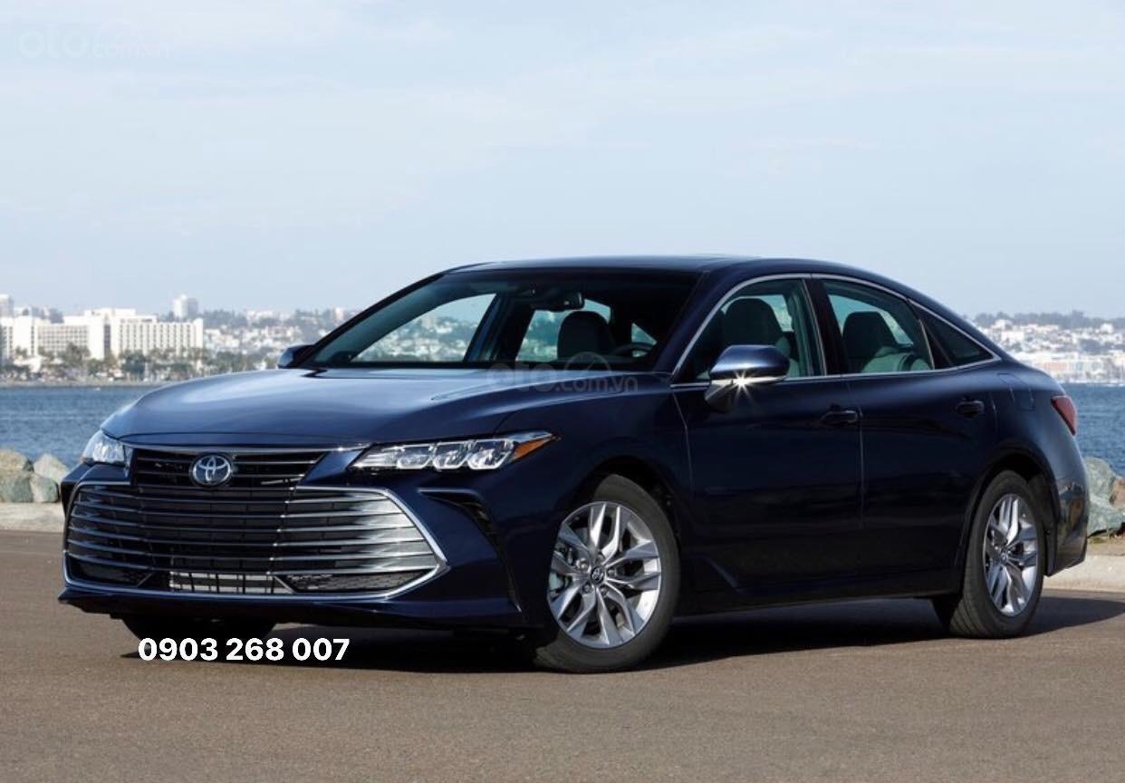 Toyota Avalon Hybrid Limited sản xuất 2019, đủ màu, xe nhập mới 100% (3)