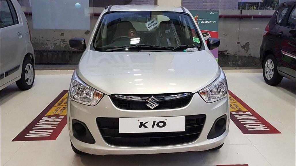 10 mẫu xe ô tô giá rẻ dưới 200 triệu đồng tại Ấn Độ khiến người Việt phát thèm5aa