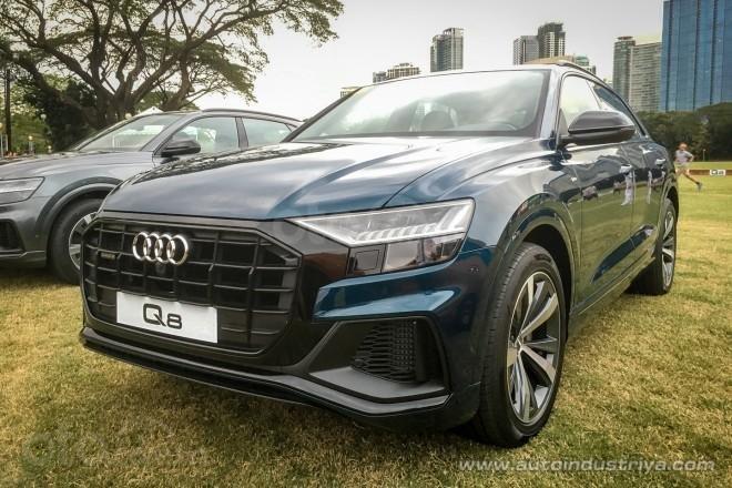 Audi Q8 2019 bản Philippines có gì hot?