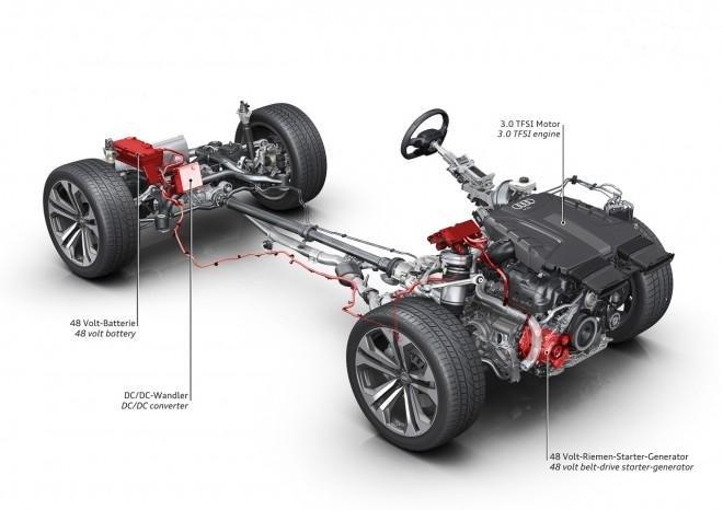 Audi Q8 2019 sở hữu tinh hoa thiết kế, tinh túy công nghệ
