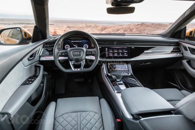 Audi Q8 2019 đảm bảo sự tiện nghi, hiện đại và sang trọng