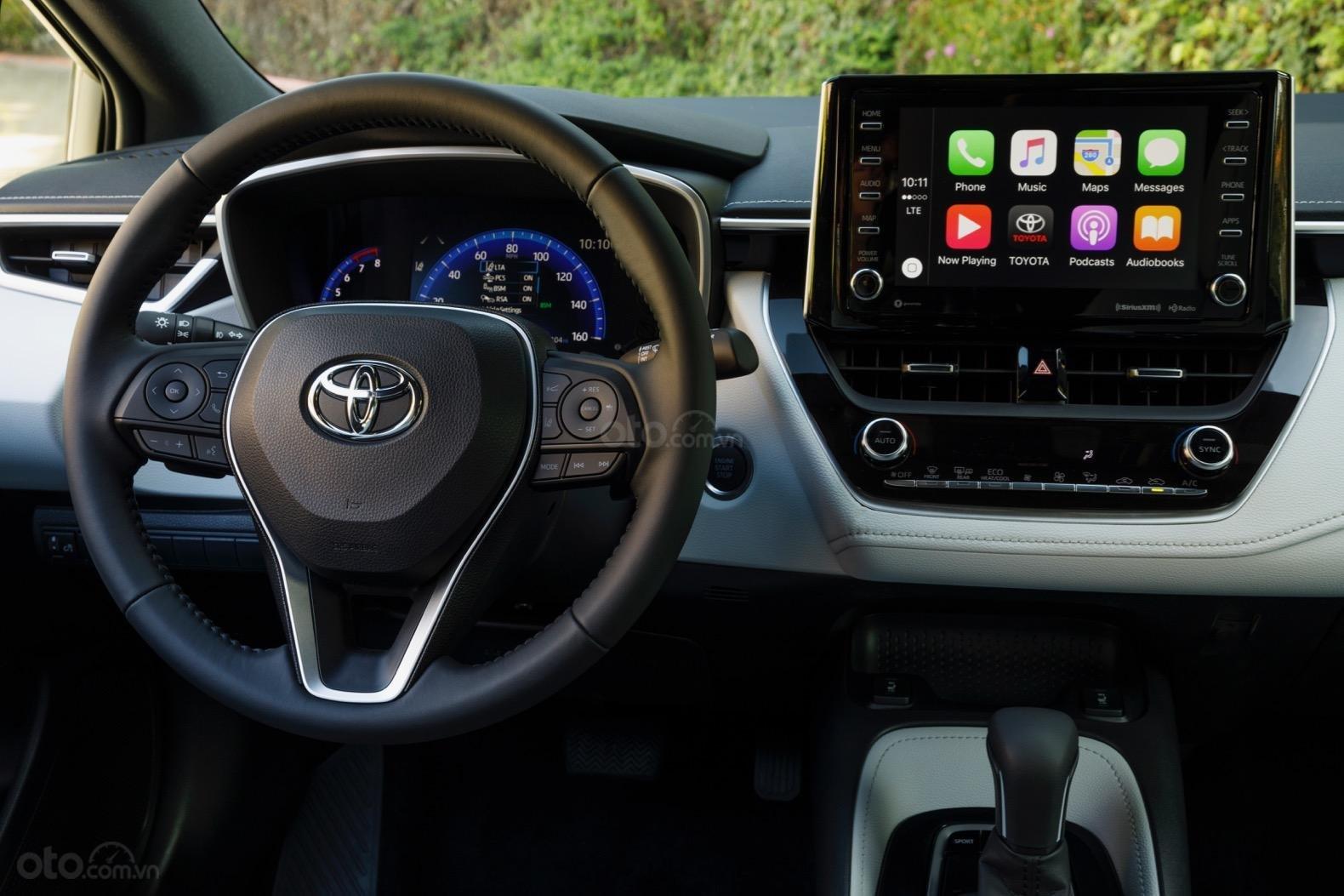 Toyota sẽ sử dụng Android Auto cho các phương tiện