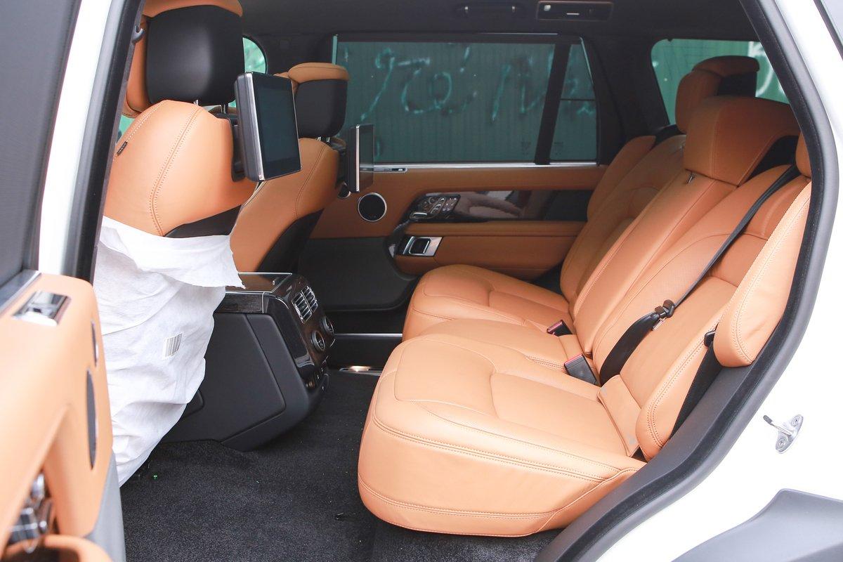 Ghế ngồi Range Rover Autobiography LWB 2019...