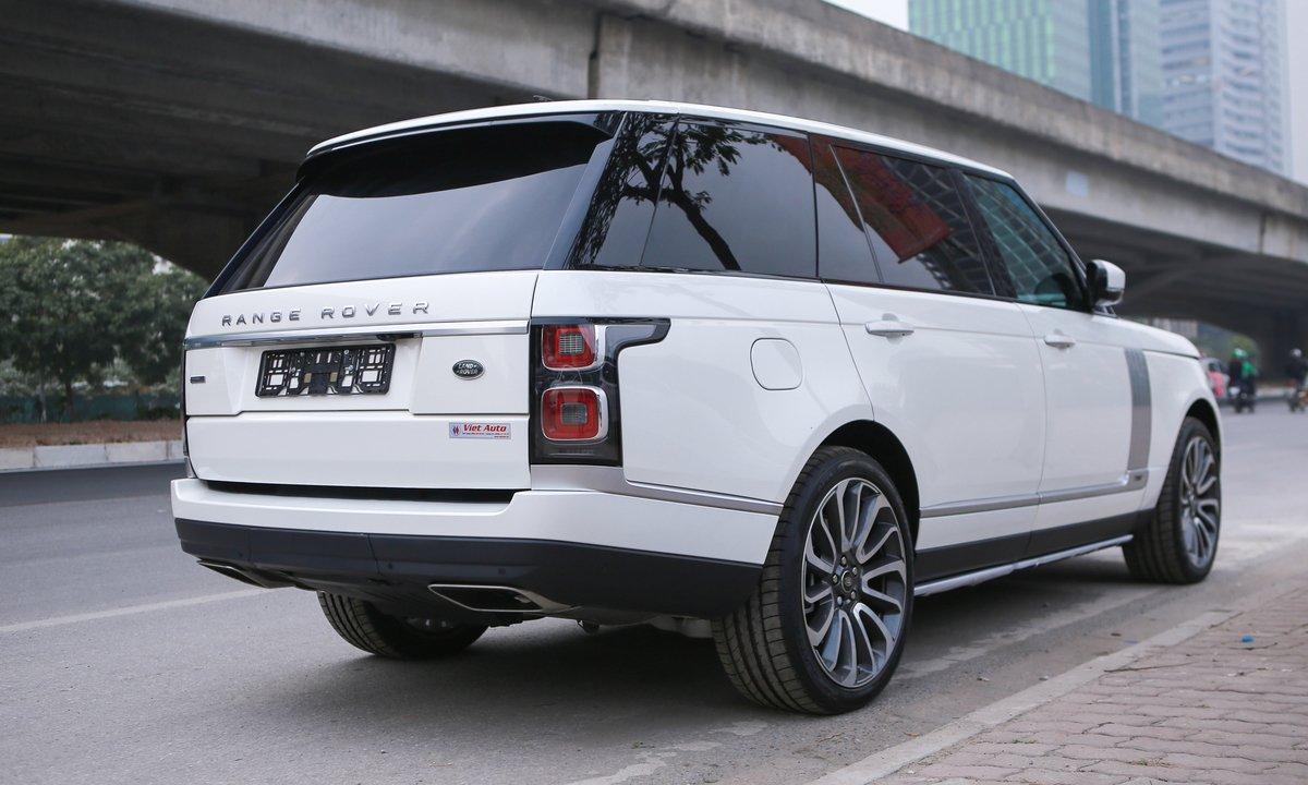 Sườn xe Range Rover Autobiography LWB 2019...