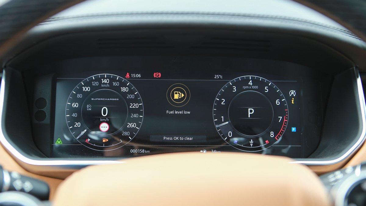 Bảng đồng hồ Range Rover Autobiography LWB 2019...