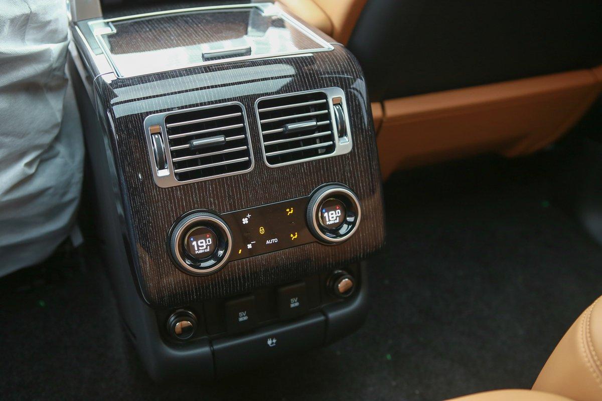 Cửa gió điều hòa hàng ghế thứ hai trên Range Rover Autobiography LWB 2019...