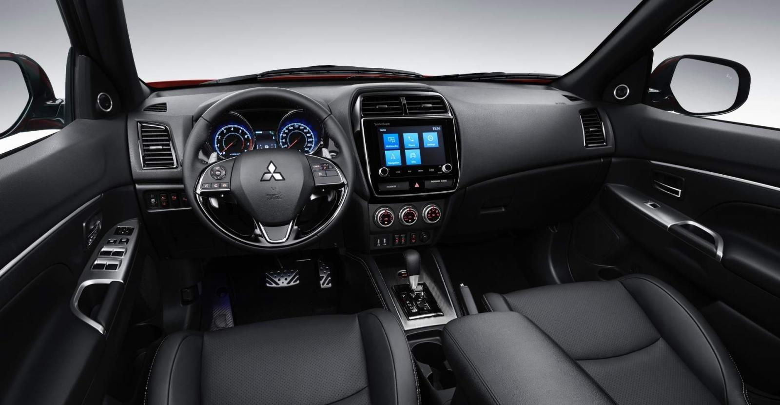 Mitsubishi Outlander Sport sẽ hồi sinh với dáng dấp của Xpander a3