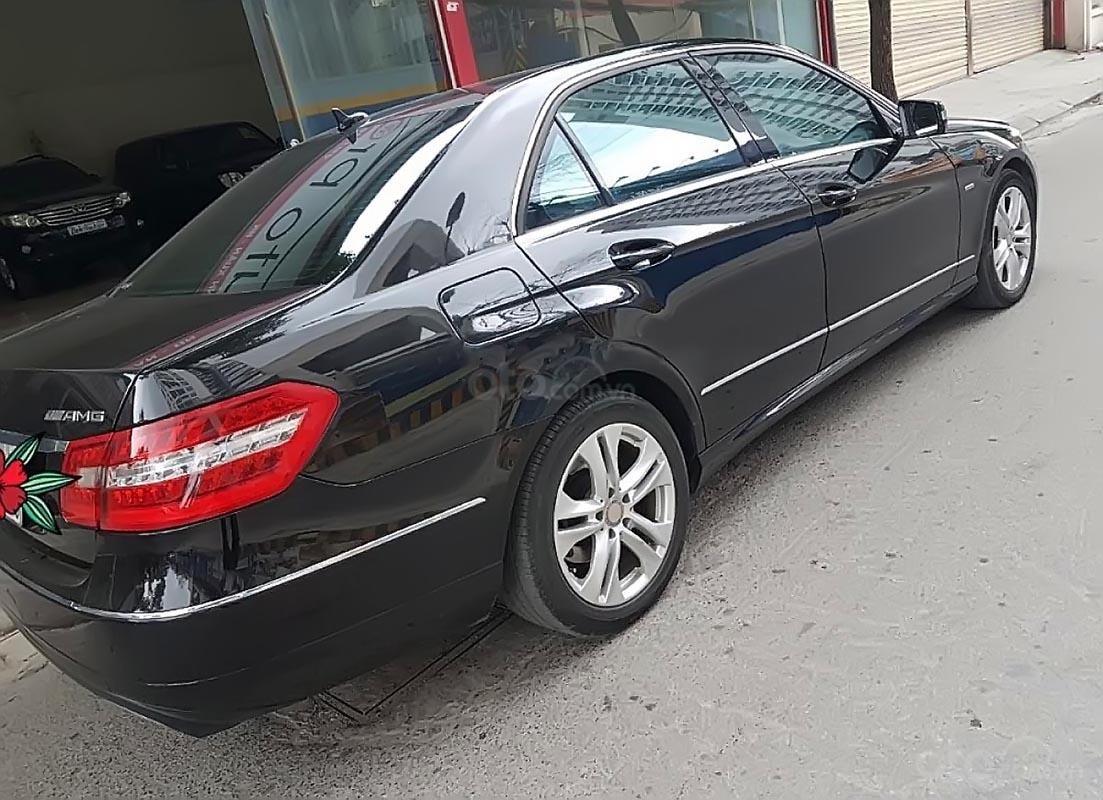 Auto Pro bán Mercedes E250 đời 2009, màu đen-0