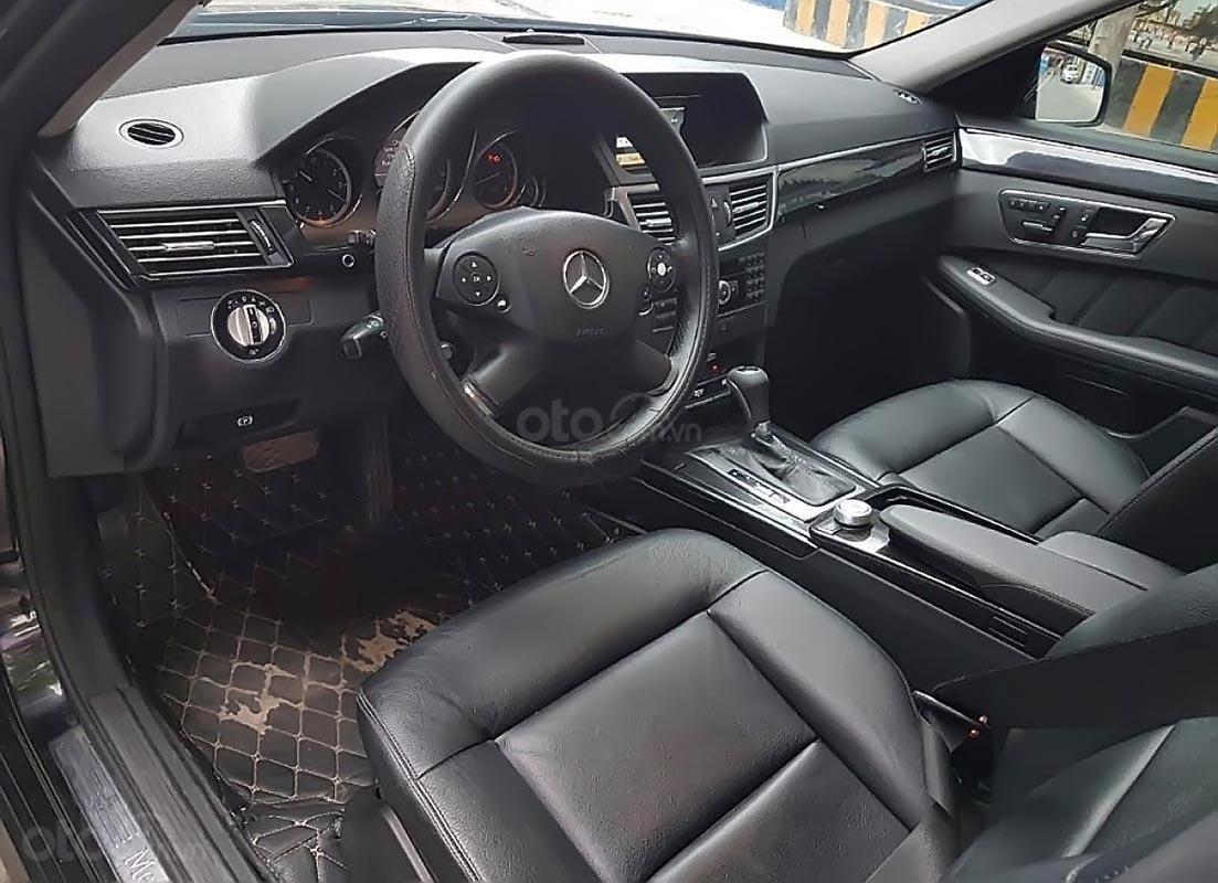 Auto Pro bán Mercedes E250 đời 2009, màu đen-1