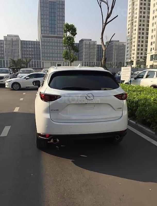 Bán Mazda CX 5 2.5 AT 2WD năm 2019, màu trắng    -0