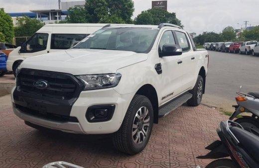 Ranger Wildtrak 4x4 và 4x2 giá cực tốt, trả góp tại Ford Quảng Ninh-1