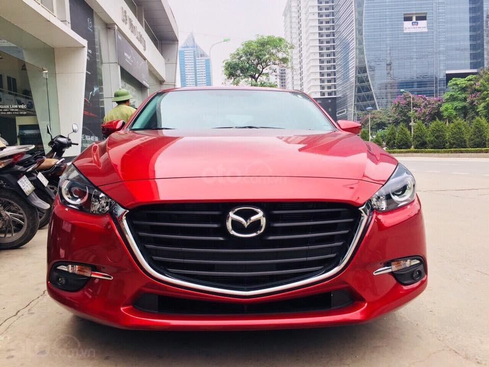 Bán Mazda 3 1.5 Hatchback FL 2019 ưu đãi lên đến 20 triệu - Hỗ trợ trả góp - Giao xe ngay, Hotline: 0973560137-0