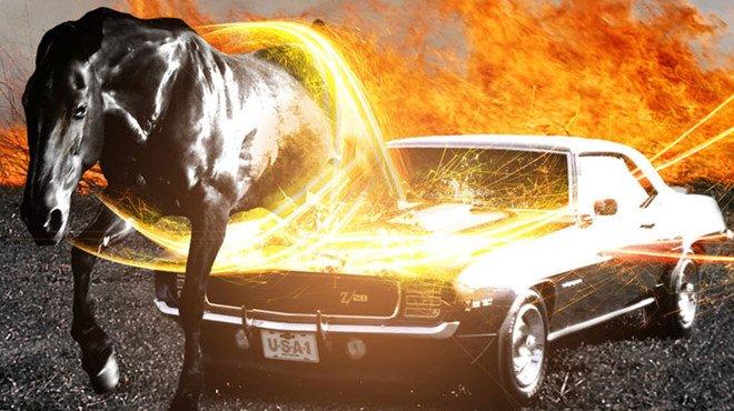 Vì sao công suất xe ô tô lại đo bằng sức ngựa?4aa
