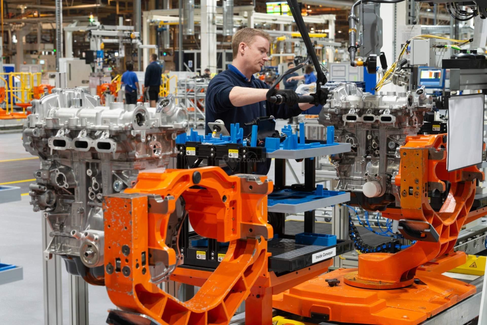 nhà máy Ford