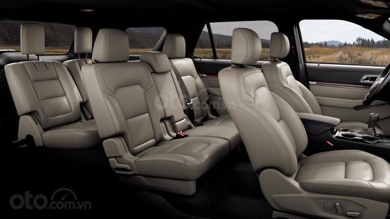 Ghế ngồi Ford Explorer 2019...