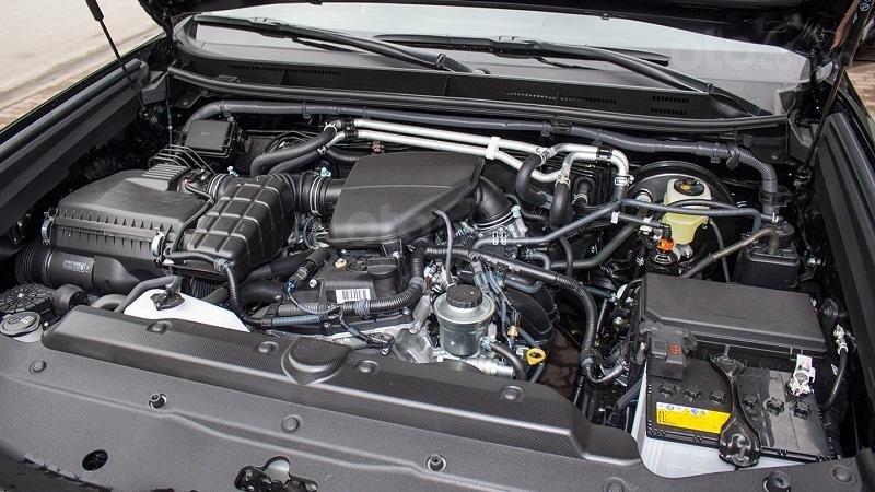 Động cơ Toyota Prado 2019...