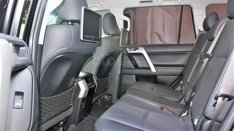Ghế ngồi Toyota Prado 2019...