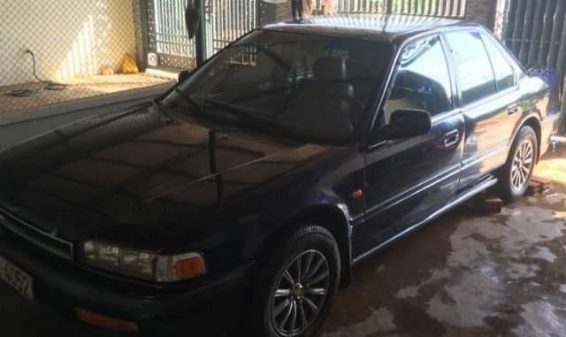 Bán Acura CL sản xuất 1992, màu đen, giá 110tr (2)