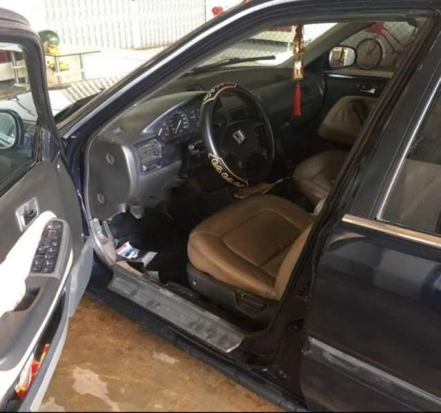 Bán Acura CL sản xuất 1992, màu đen, giá 110tr (3)
