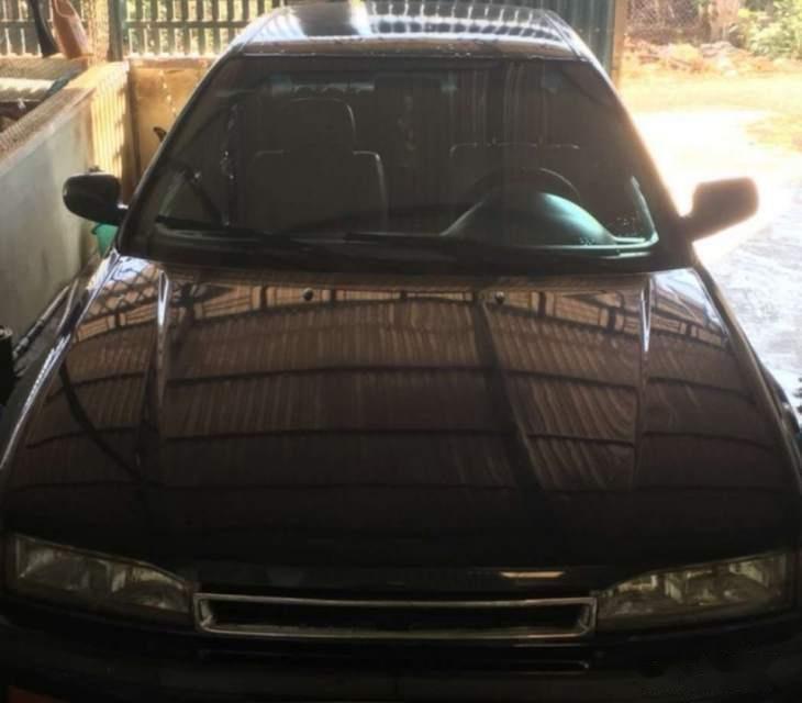 Bán Acura CL sản xuất 1992, màu đen, giá 110tr (1)