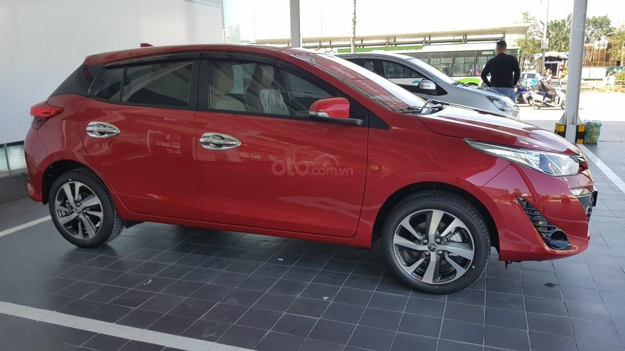 Toyota Yaris G nhập khẩu Thái Lan, xe mới 100%. Ưu đãi tốt trong tháng 3, trả góp chỉ từ 5tr/tháng - LH 0942.456.838 (2)