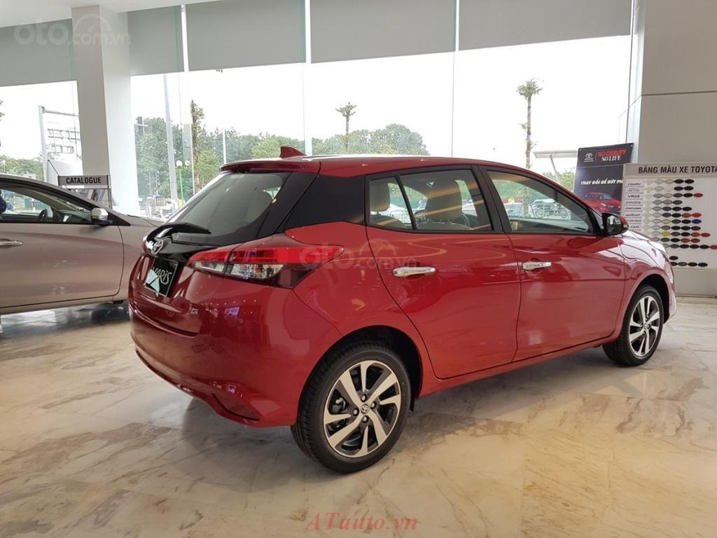 Toyota Yaris G nhập khẩu Thái Lan, xe mới 100%. Ưu đãi tốt trong tháng 3, trả góp chỉ từ 5tr/tháng - LH 0942.456.838 (5)