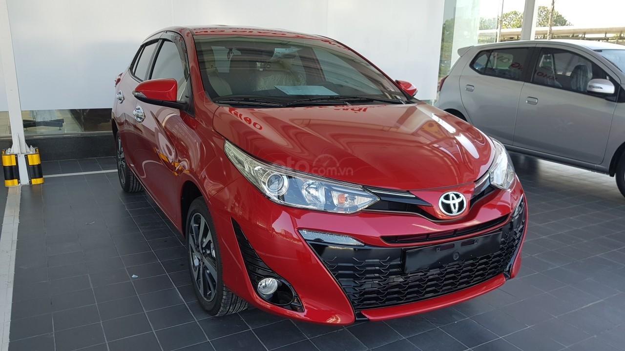 Toyota Yaris G nhập khẩu Thái Lan, xe mới 100%. Ưu đãi tốt trong tháng 3, trả góp chỉ từ 5tr/tháng - LH 0942.456.838 (7)