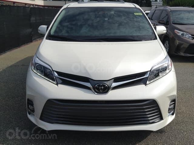 Bán Toyota Sienna Limited sản xuất 2019, mới 100%, đủ màu giao ngay, giá rẻ nhất -0