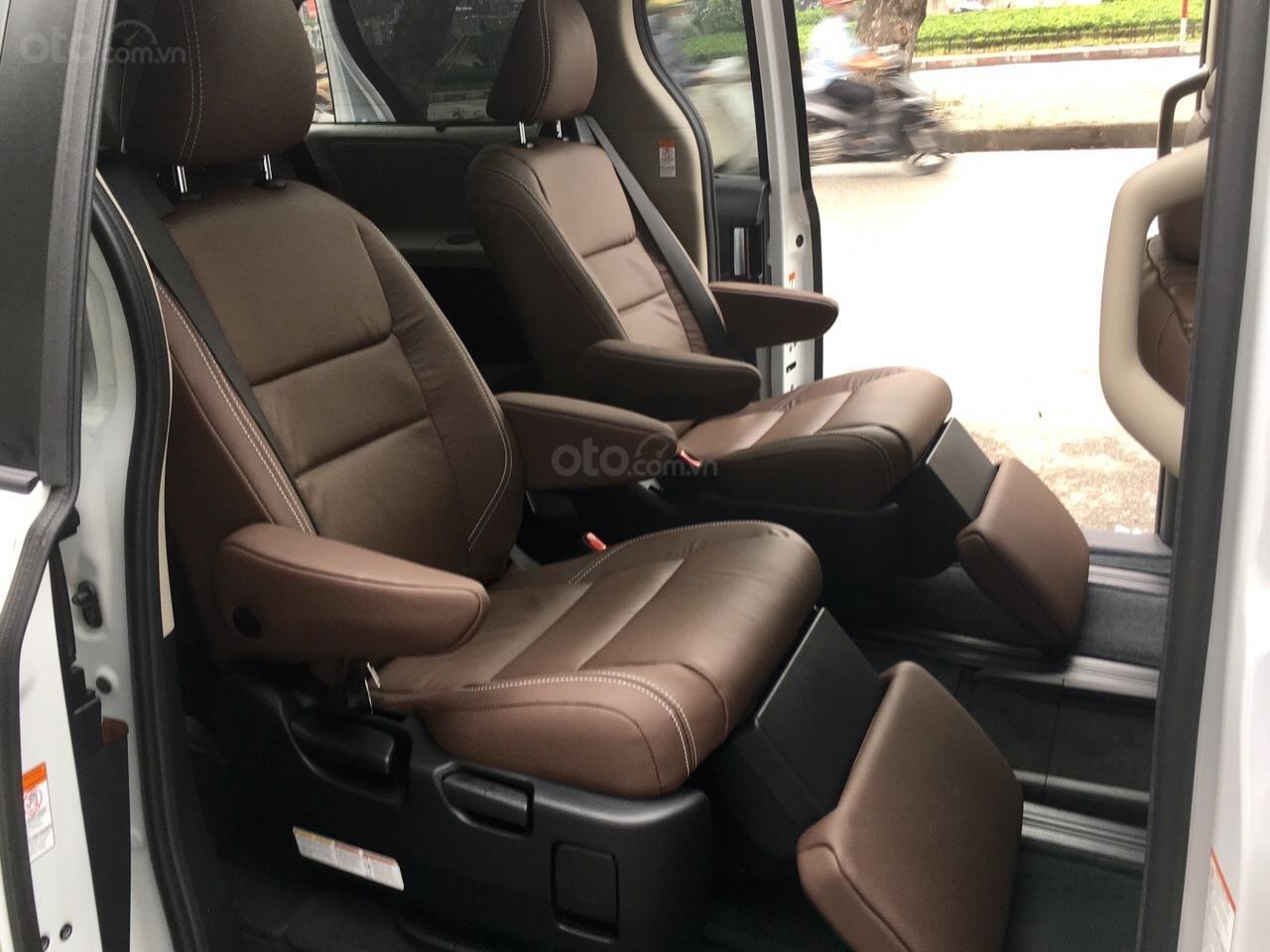 Bán Toyota Sienna Limited sản xuất 2019, mới 100%, đủ màu giao ngay, giá rẻ nhất -6