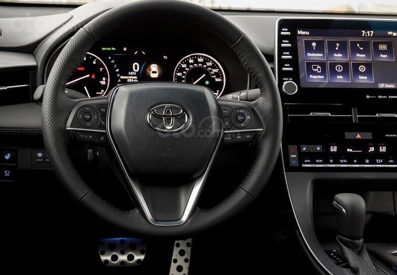 Bán Toyota Avalon Limited sản xuất 2019, mới 100%, giá tốt nhất, ở đâu rẻ hơn tặng ngay 455.3tr (2)
