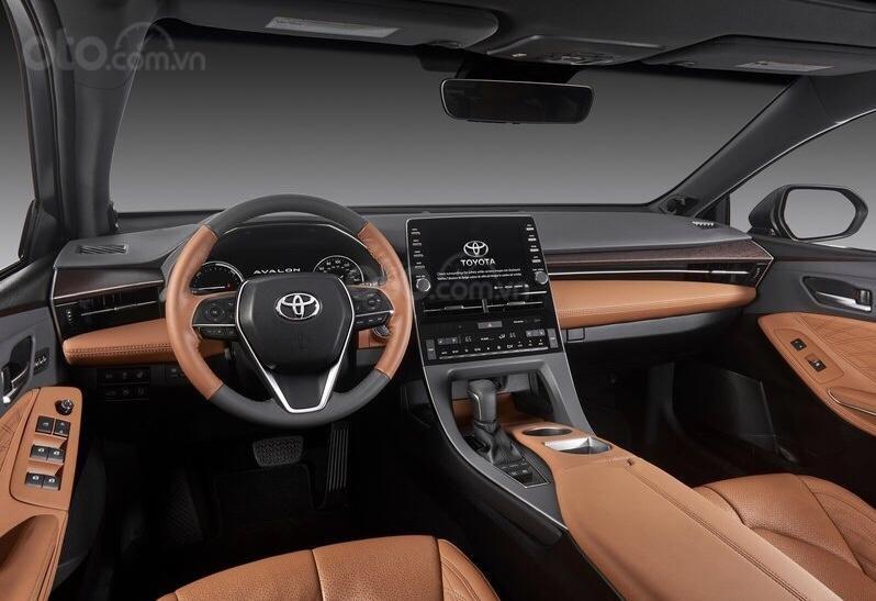 Bán Toyota Avalon Limited sản xuất 2019, mới 100%, giá tốt nhất, ở đâu rẻ hơn tặng ngay 455.3tr (6)
