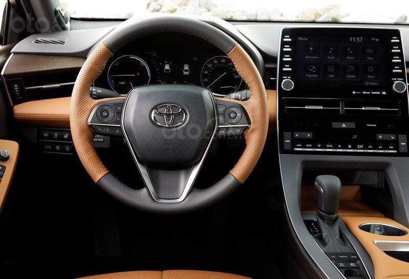 Bán Toyota Avalon Limited sản xuất 2019, mới 100%, giá tốt nhất, ở đâu rẻ hơn tặng ngay 455.3tr (22)
