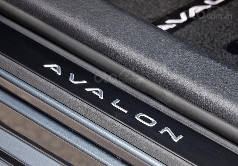 Bán Toyota Avalon Limited sản xuất 2019, mới 100%, giá tốt nhất, ở đâu rẻ hơn tặng ngay 455.3tr (21)