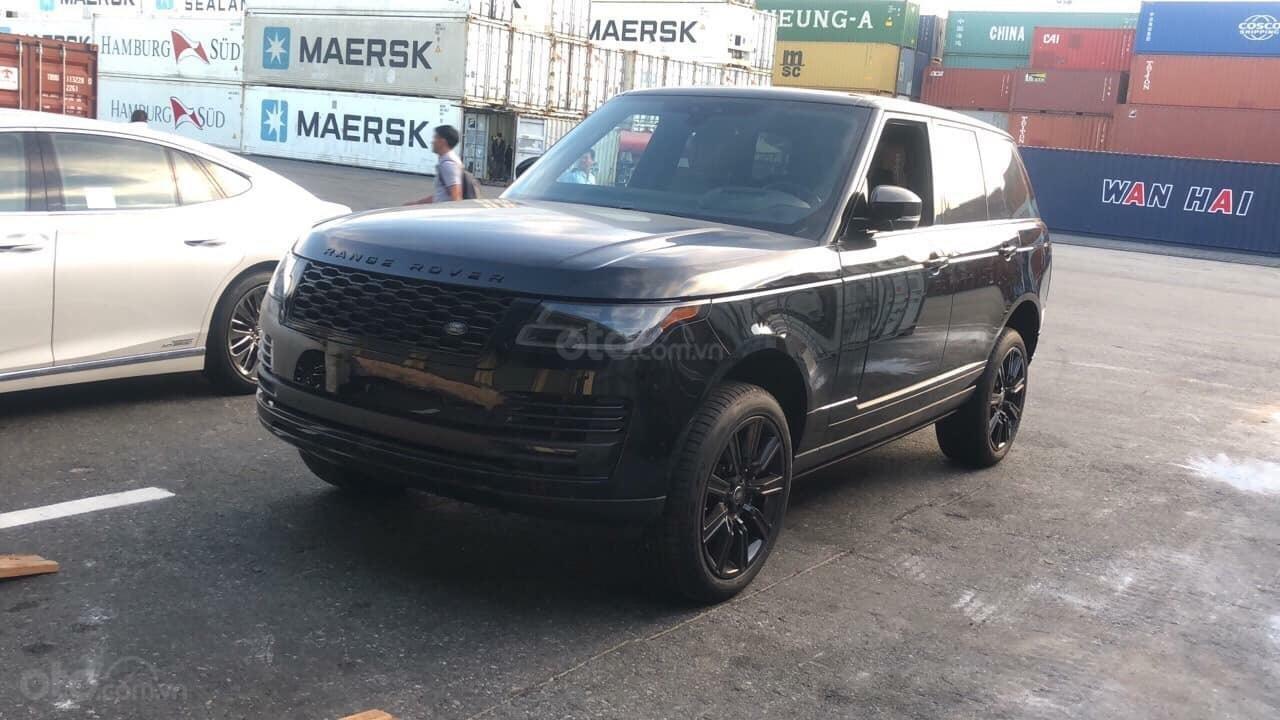 Bán LandRover Range Rover HSE Black Edition sản xuất 2019 đen, xe nhập khẩu, giao ngay (2)