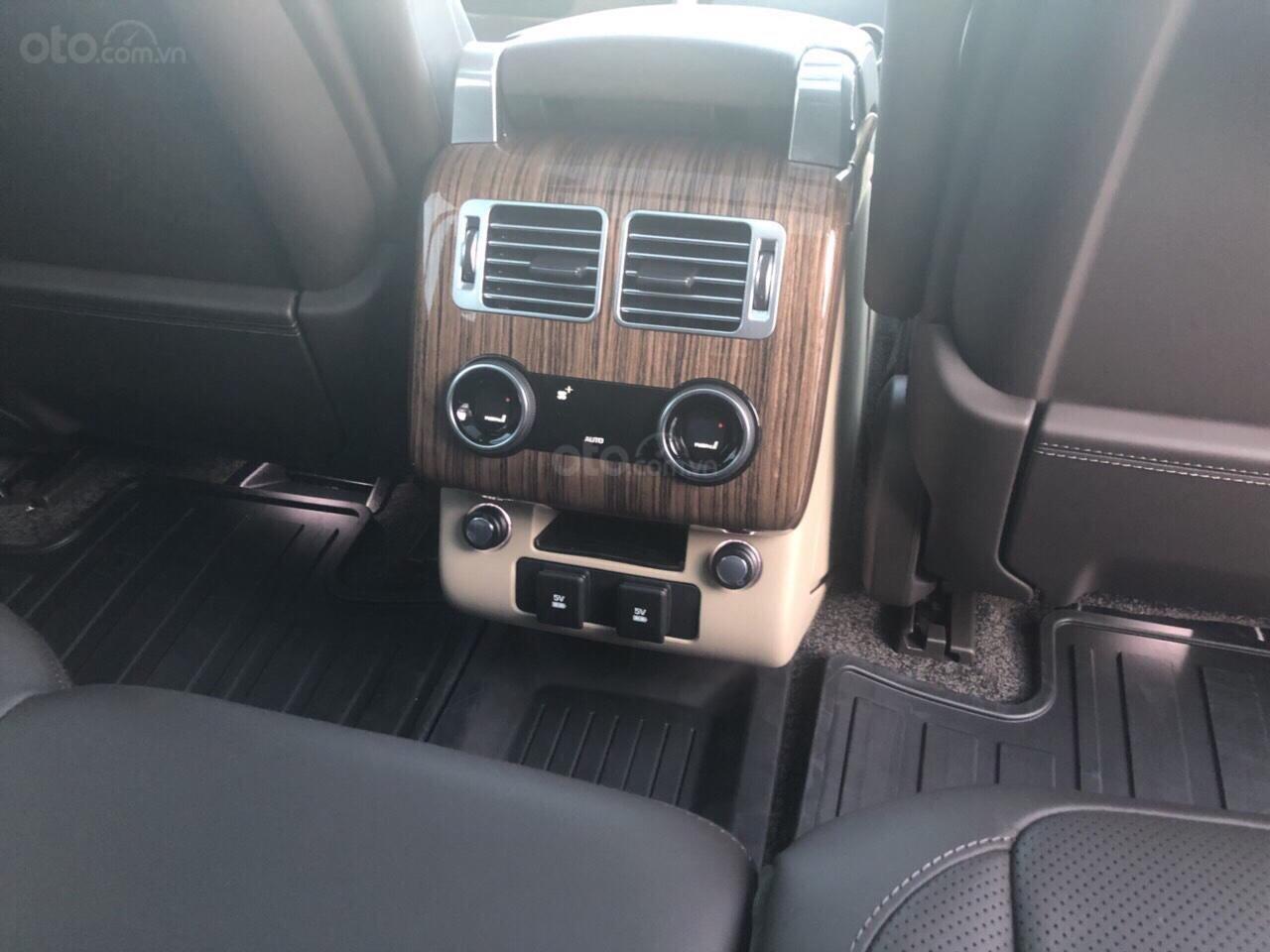 Bán LandRover Range Rover HSE Black Edition sản xuất 2019 đen, xe nhập khẩu, giao ngay (4)