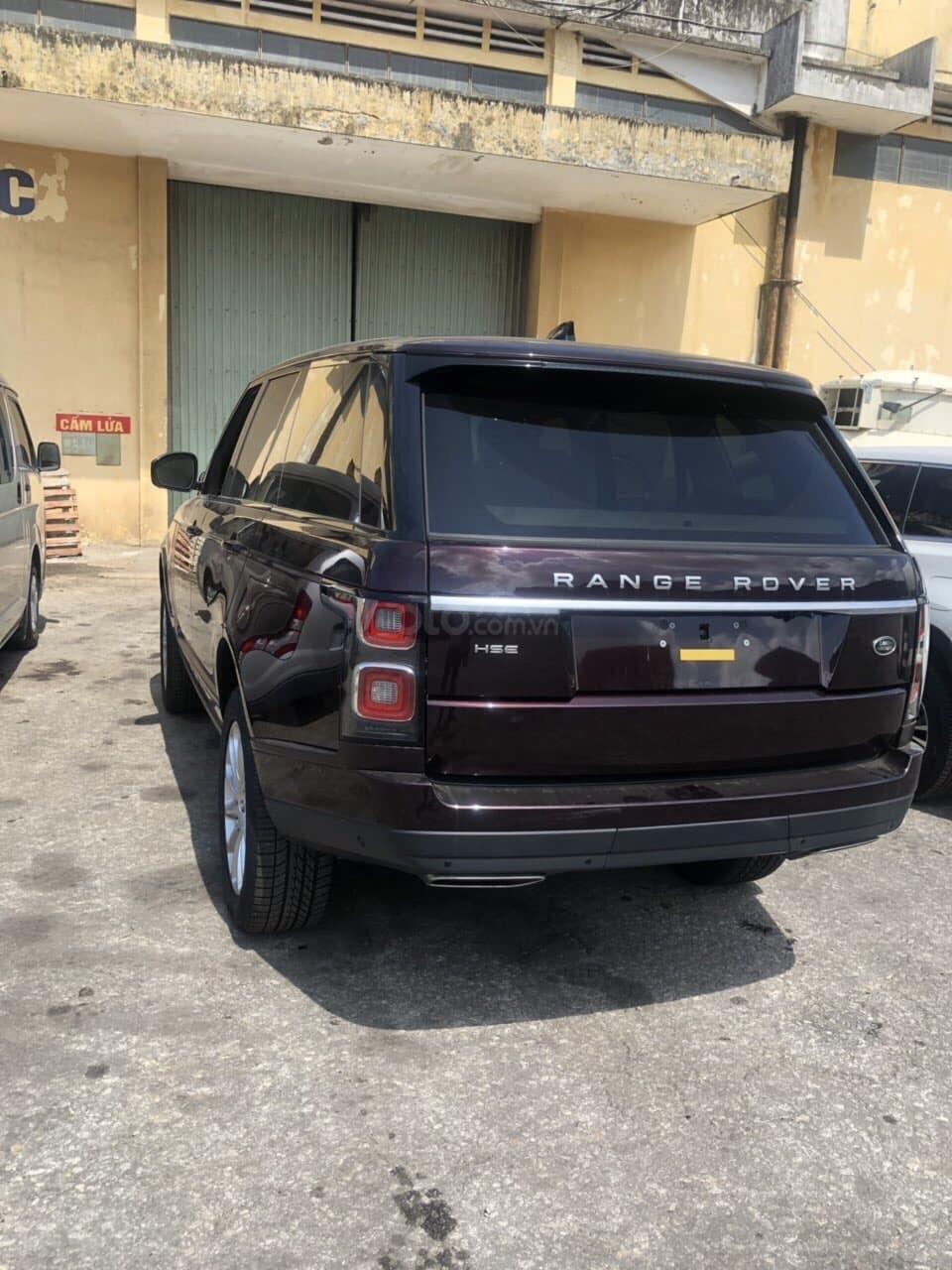 Bán LandRover Range Rover HSE Black Edition sản xuất 2019 đen, xe nhập khẩu, giao ngay (3)
