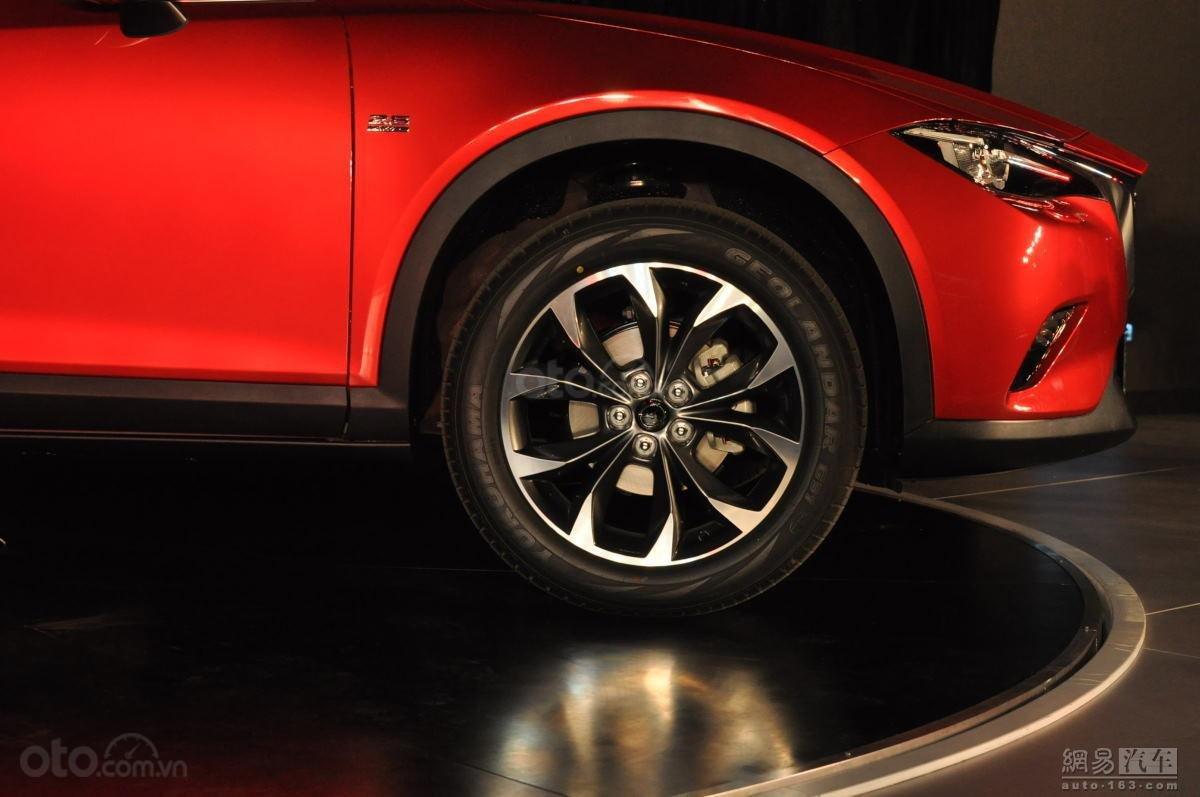 Mazda CX-4 bánh xe
