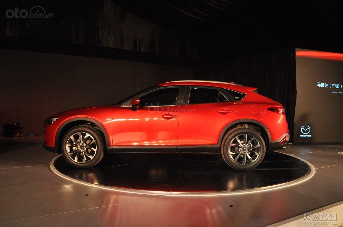 Mazda CX-4 thân xe