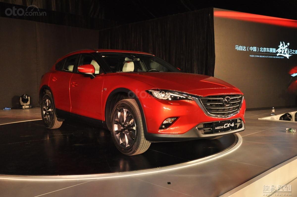 Mazda CX-4 đầu xe 1