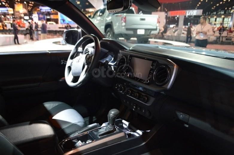 Toyota Tacoma 2020 nội thất