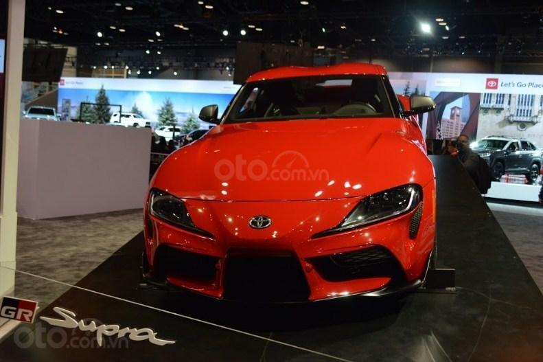 Toyota Supra 2020 đầu xe 2
