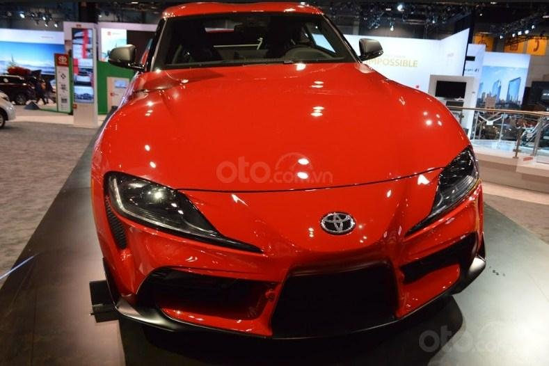 Toyota Supra 2020 đầu xe