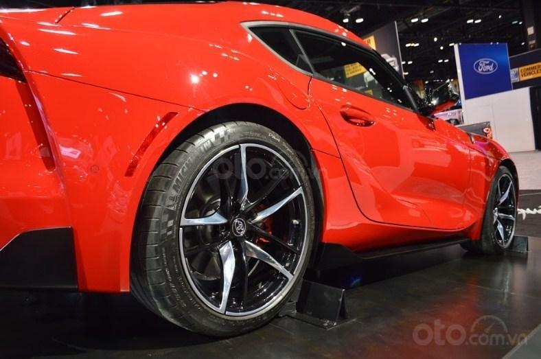 Toyota Supra 2020 bánh xe