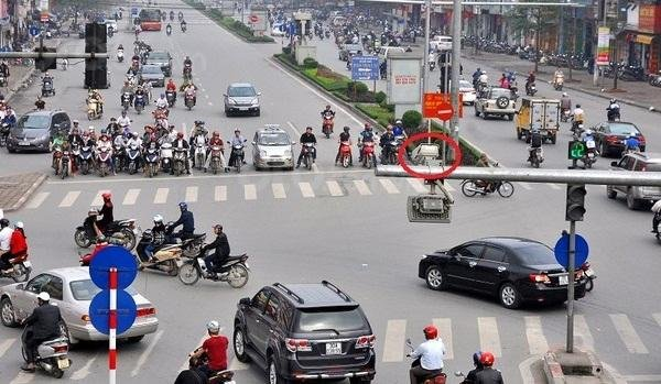 Phạt nguội và ý thức tự giác chấp hành luật lệ giao thông...